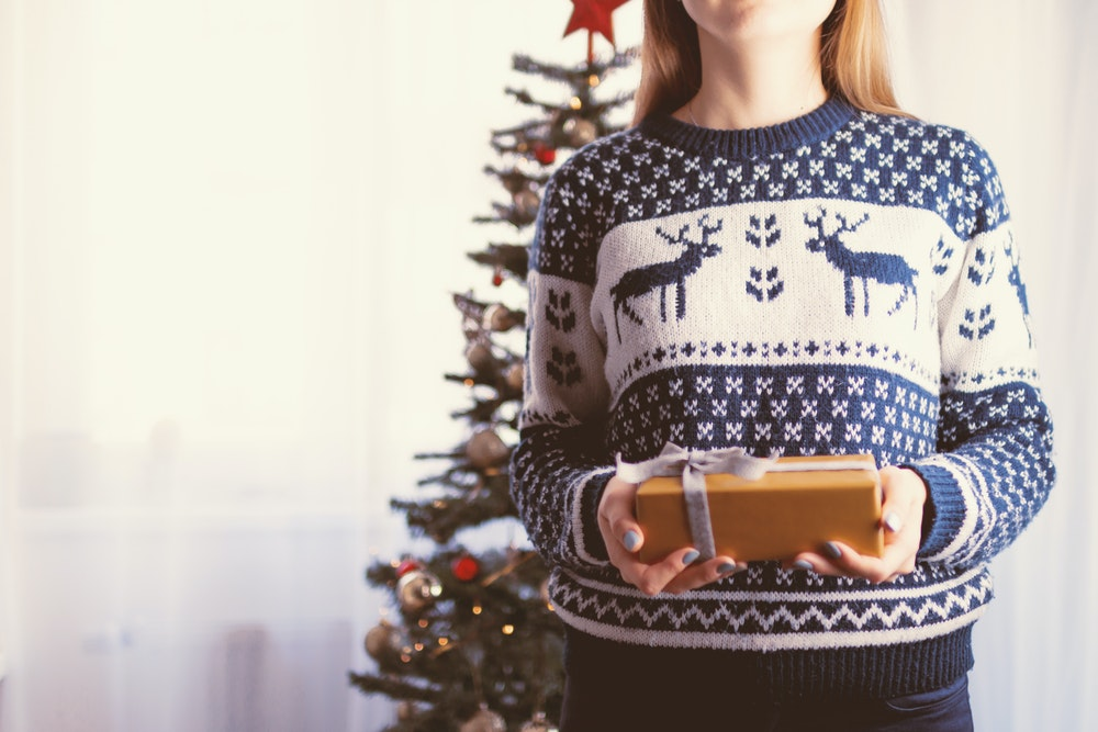 Christmas jumpers 2021