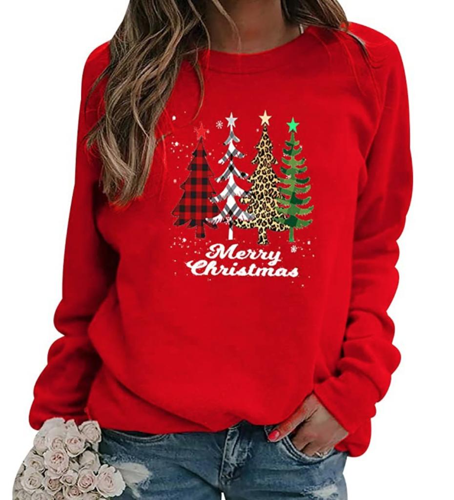 Christmas tree Christmas Jumper 2021